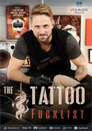 Tattoo Fucklist, The gay porn VOD from VRBangers Gay