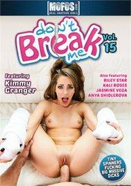 Don't Break Me Vol. 15 Porn Video