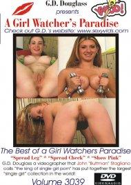 Girl Watcher's Paradise Volume 3039, A Porn Video