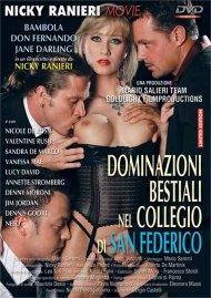 Dominazioni Bestiali nel Collegio di San Federico porn video from Mario Salieri Productions.