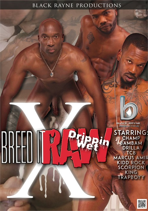 Breed It Raw 10: Drippin Wet Boxcover