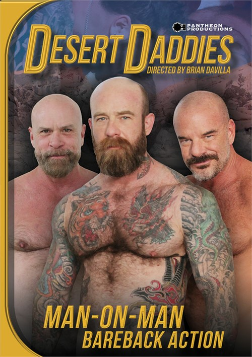 Desert Daddies Boxcover