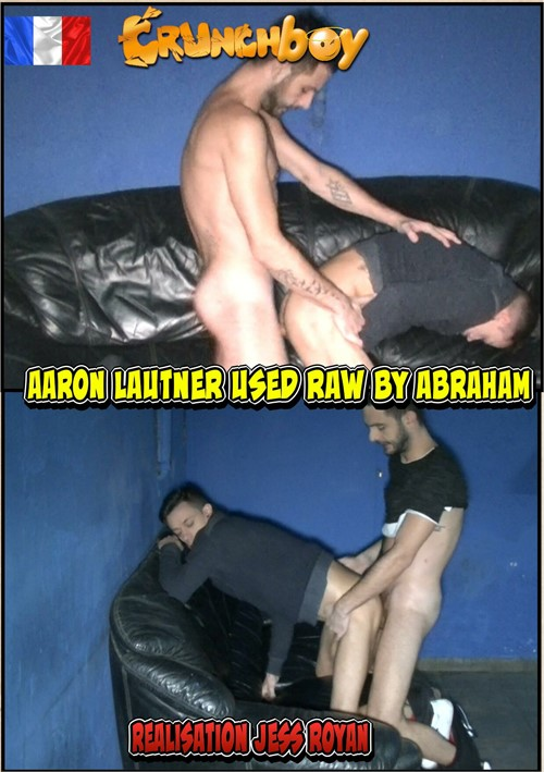 Aaron Lautner Used Raw by Abraham Boxcover