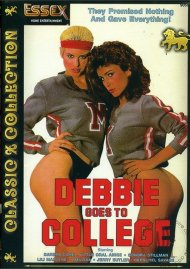 Debbie Goes To College Porn Video
