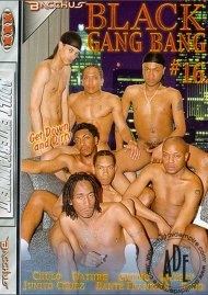 Black Gang Bang #16 Porn Movie