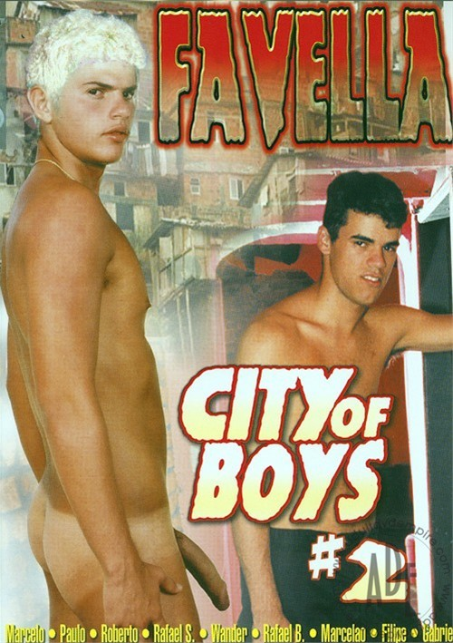 Favella: City of Boys 2 Boxcover