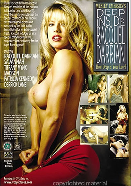 des film de racquel darrian