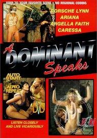 Dominant Speaks, A image
