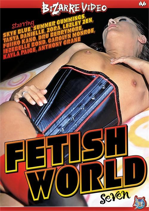 Fetish World 7 Boxcover