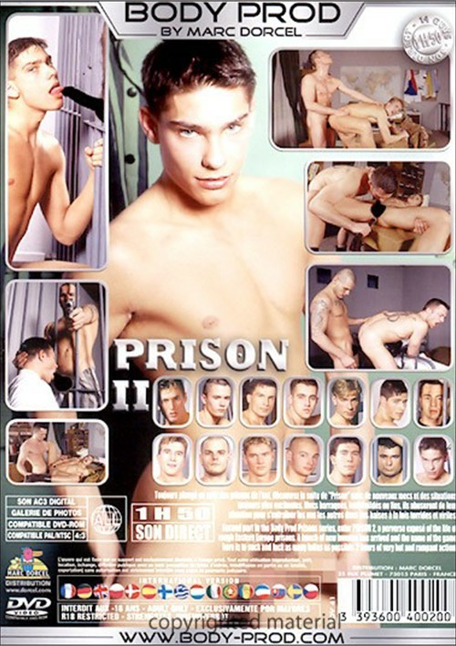 Prison 2 Cover Back