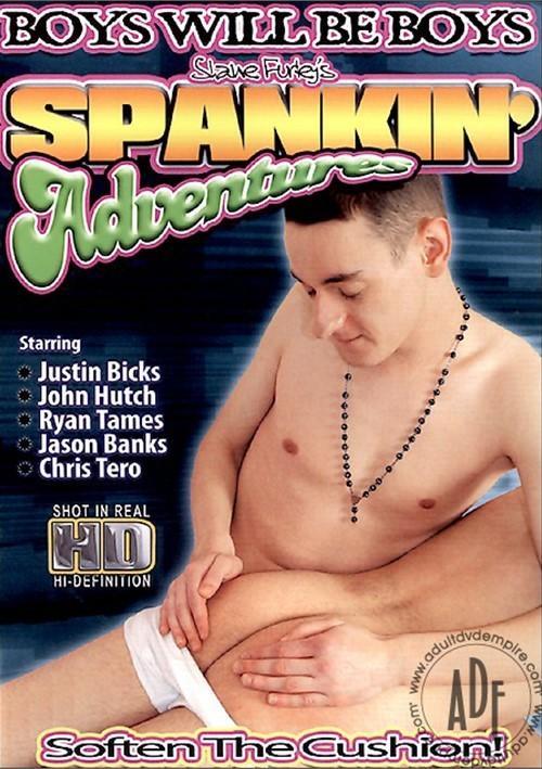 Spankin' Adventures Boxcover