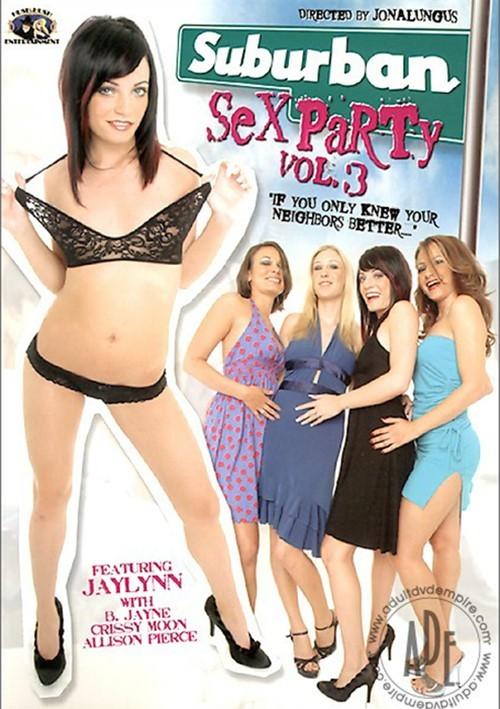 Suburban Sex Party Vol. 3