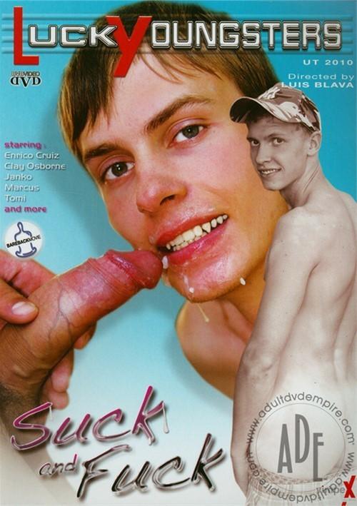 Suck and Fuck Boxcover