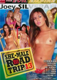 Joey Silveras Big Ass She-Male Road Trip 13 Porn Movie