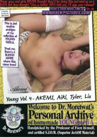 Dr. Moretwat's Homemade Porno: Young Vol. 4 Porn Video