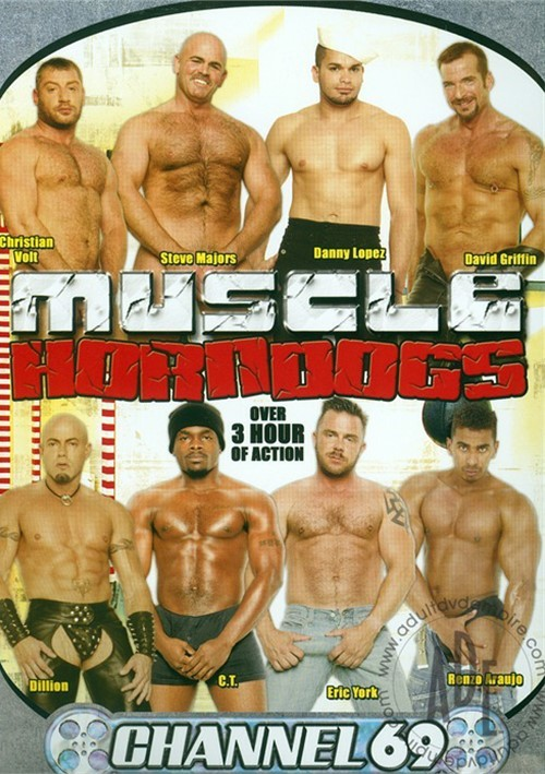 Muscle Horndogs Boxcover