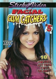 Facial Cum Catchers #5 Porn Movie