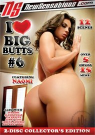I Love Big Butts #6 Porn Video