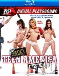 Teen America: Mission #9 Blu-ray Movie