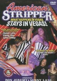 American Stripper: What Happens In Vegas, Stays In Vegas Porn Video