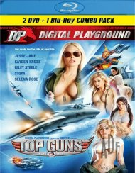Top Guns (DVD + Blu-ray Combo) Blu-ray Porn Movie