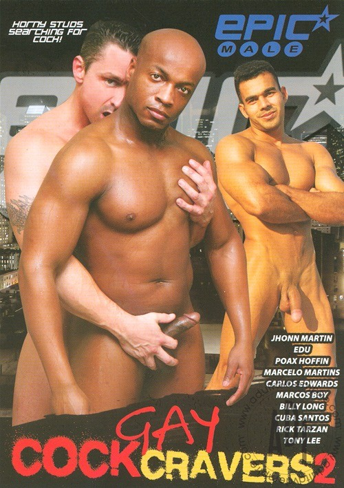 Gay Cock Cravers 2 Boxcover