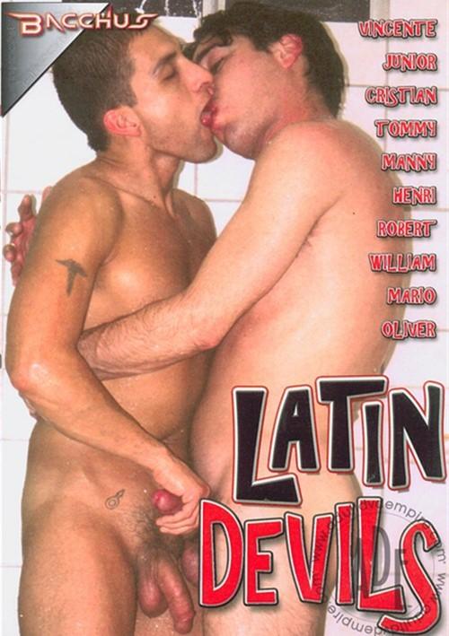 Latin Devils Boxcover