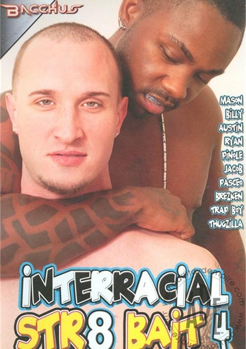Interracial Str8 Bait 4 Boxcover