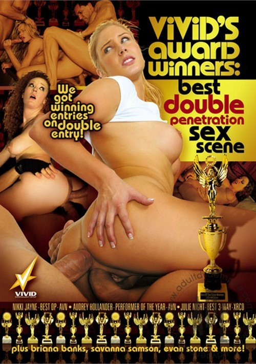 Double penetration sex movie