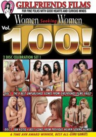 Women Seeking Women Vol. 100 Porn Movie