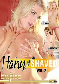 Hairy To Shaved Vol. 2
