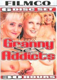 Granny Sex Addicts 6-Disc Set