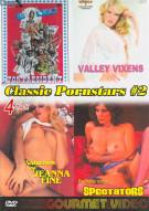 Classic Pornstars 4-Pack #2 Porn Movie