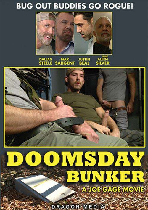 Doomsday Bunker Boxcover