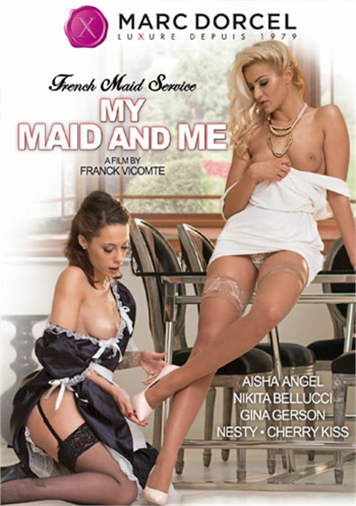 French maid sex videos for sale