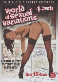 World Of Sexual Variations 4 Pack