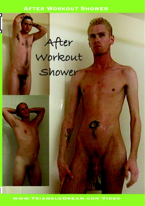 After Workout Shower