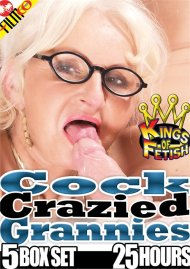 Cock Crazied Grannies (5-Pack)