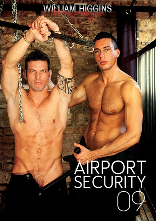 Airport Security 09 Boxcover
