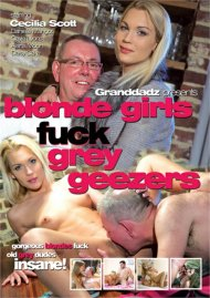 Blonde Girls Fuck Grey Geezers Porn Video