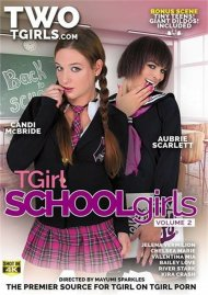 TGirl Schoolgirls Vol. 2 Porn Video