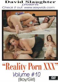 Reality Porn XXX Volume #10 Porn Video