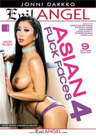 Asian Fuck Faces 4 Porn Video