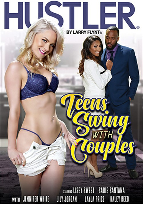 Teens Swing With Couples