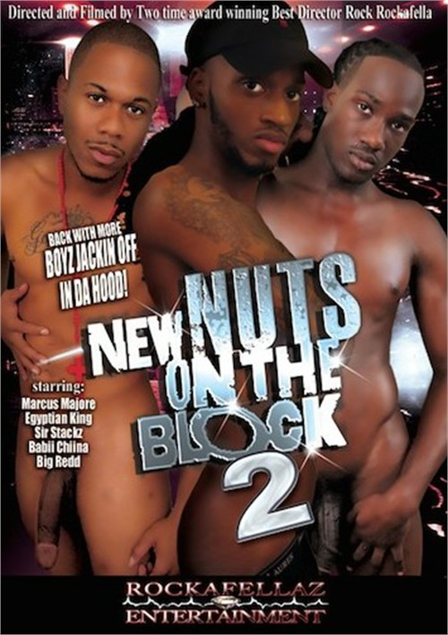 New Nuts on the Block 2 Boxcover