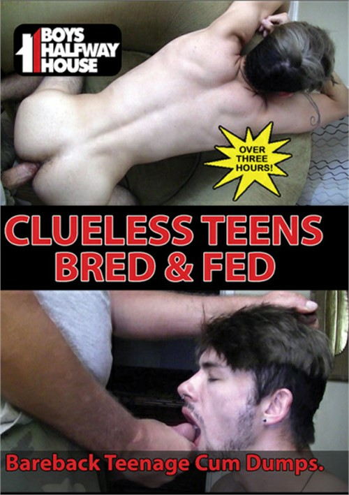 Clueless Teens Bred & Fed Boxcover