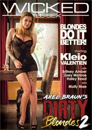 Axel Brauns Dirty Blondes 2 Porn Movie