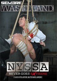 Nyssa Never Goes Extreme Porn Movie