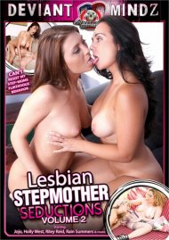 Lesbian Stepmother Seductions Vol. 2