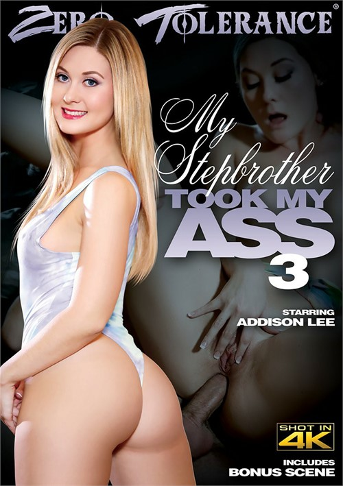 My Stepbrother Took My Ass 3